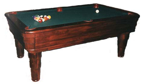 Mid Century Modern Pool Tables By Anderson Originals - Mid century modern pool table
